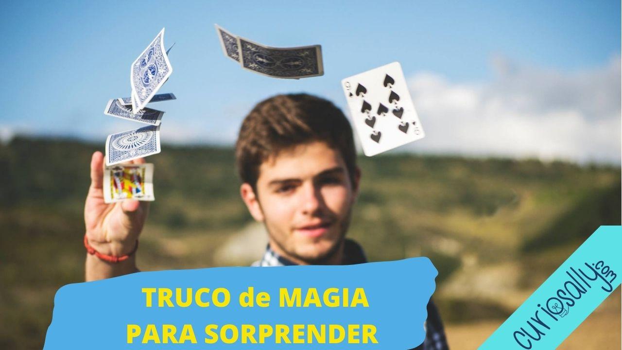 INTRODUCCIÓN A LA MAGIA: Curso de juego de magia para sorprender siempre