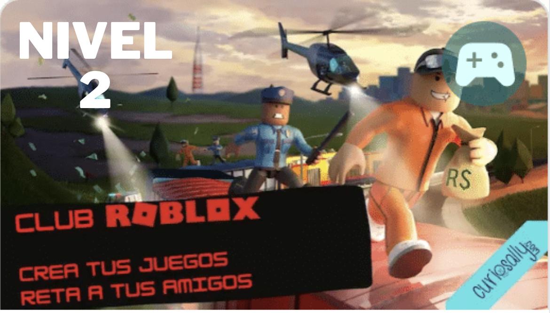 CLUB SEMANAL - ROBLOX  NIVEL 2:  Programación online y creación de tus propios juegos